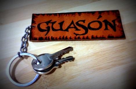 Llavero Guason